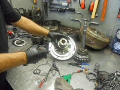Transmission repair haverhill ma